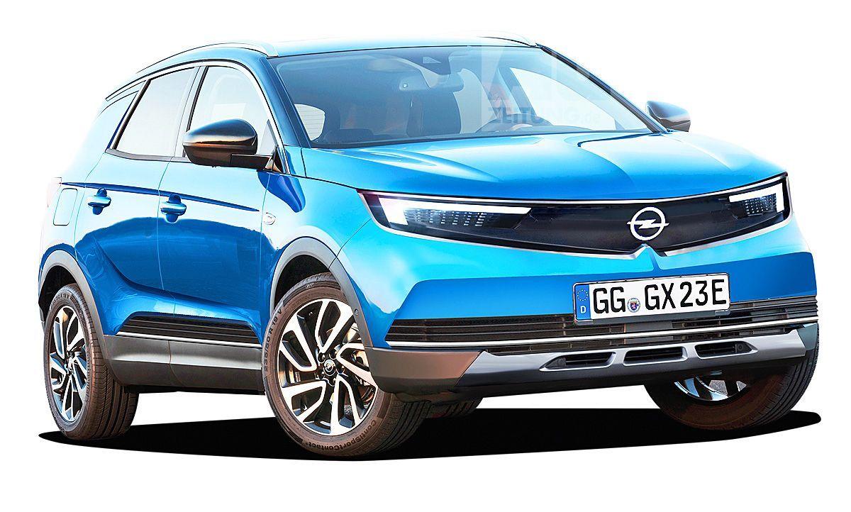 Opel Neuheiten 2021 Inside In 2020 Opel Mokka Opel Car Wallpapers
