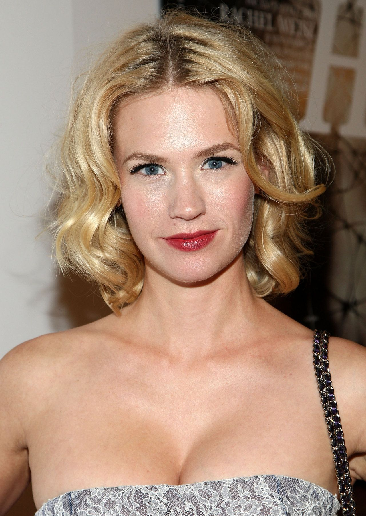 January Jones born January 5, 1978 (age 40) nude (49 photo), Tits, Fappening, Twitter, lingerie 2006