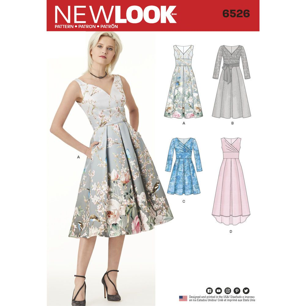 Pin de heather coster en sewing ideas   Pinterest   Vestidos de ...