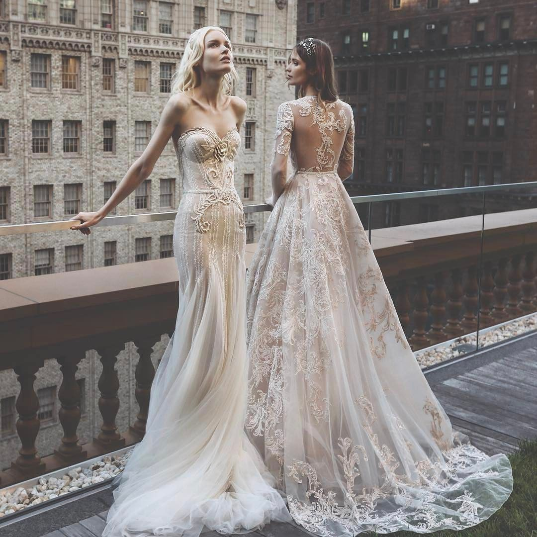 No One Does Bridal Details Like Inbal Dror. Which Gown