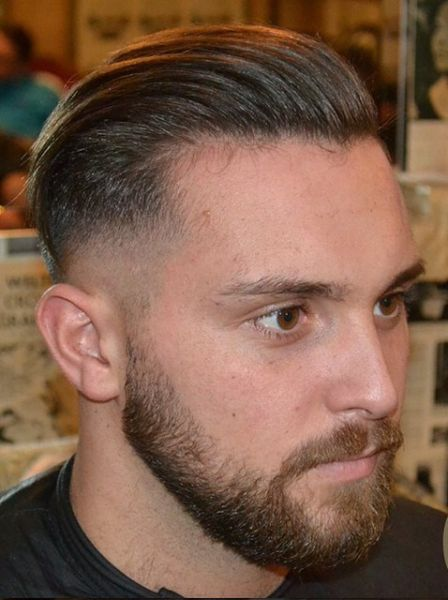 mens hair back styles slick back i would to be transformed into him 3148