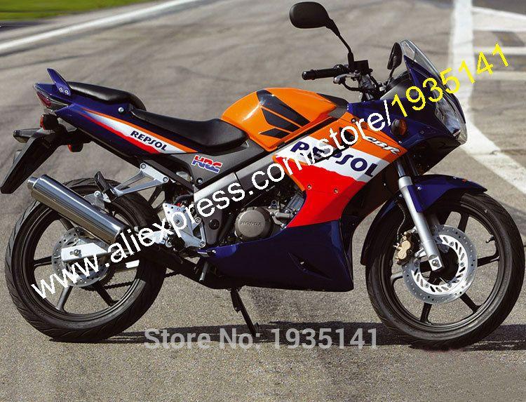Hot Sales,For Honda CBR125R 02 03 04 05 06 CBR 125R CBR125 R