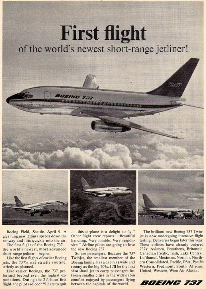 Transport Good Taste Foto-ak-boeing-707-amerika-flugzeug-airplane