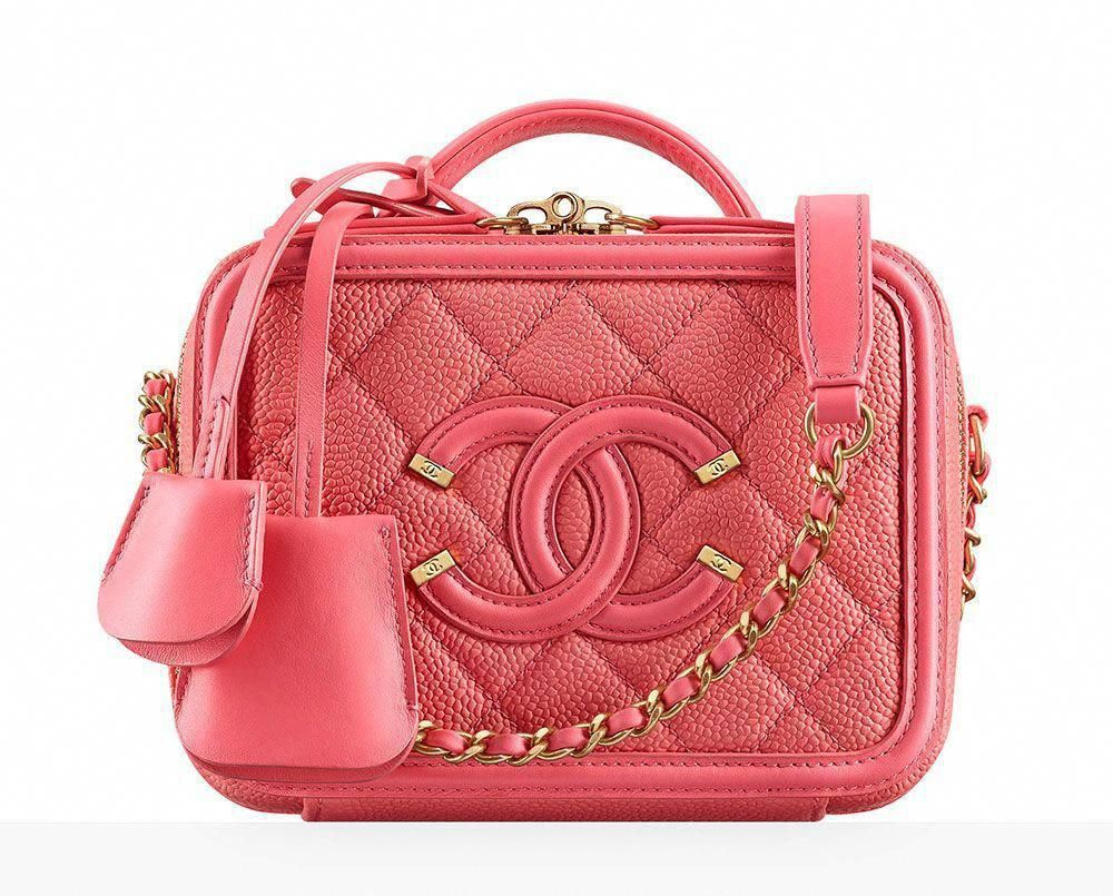 0dd4b6fc3301ad Chanel Releases Its Biggest Lookbook Ever for Pre-Collection Spring 2017;  We Have All 115 Bags and Prices #Chanelhandbags