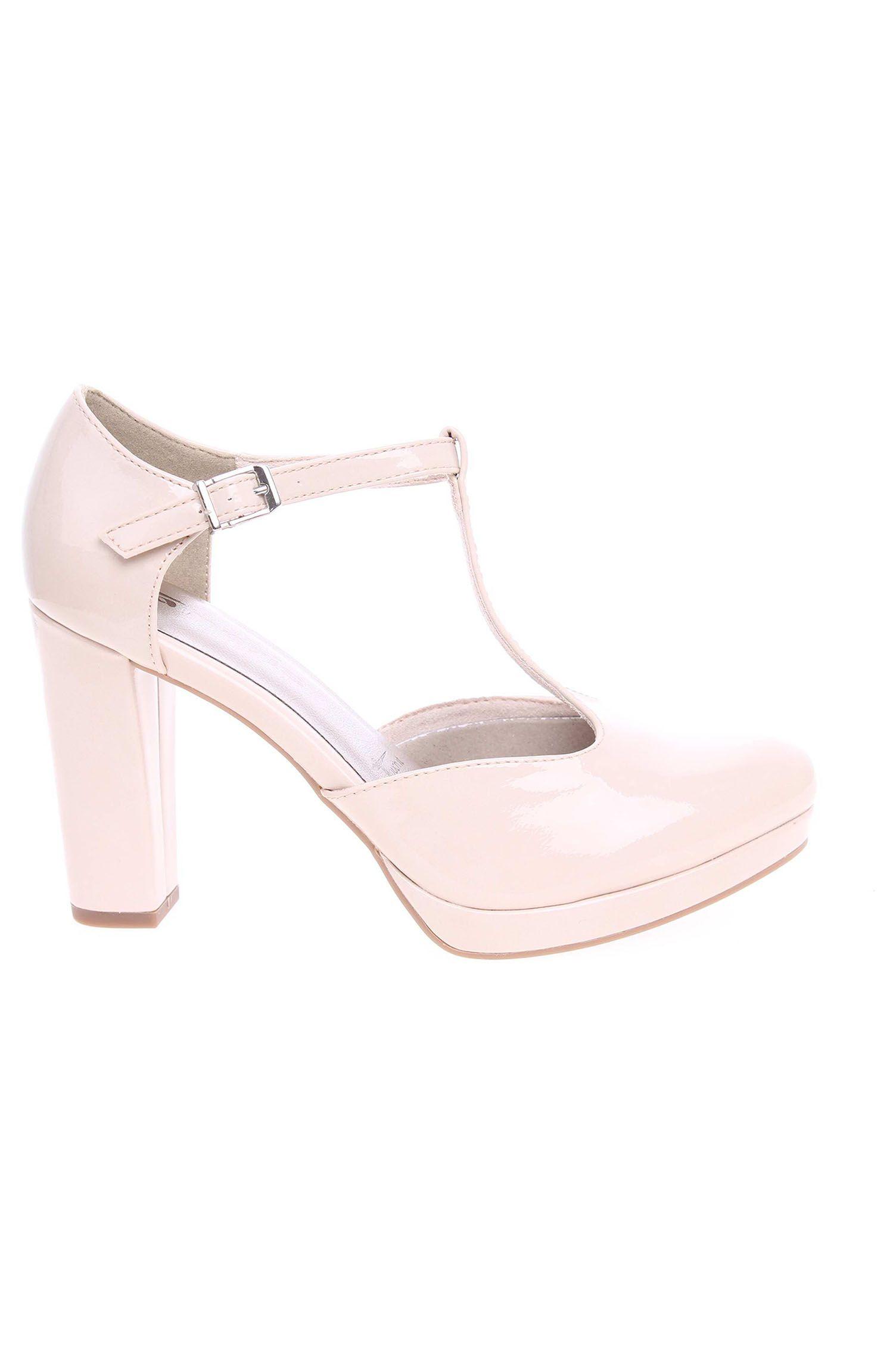 fe31d8981 Tamaris dámské lodičky 1-24409-28 béžové | REJNOK obuv | Boty ...