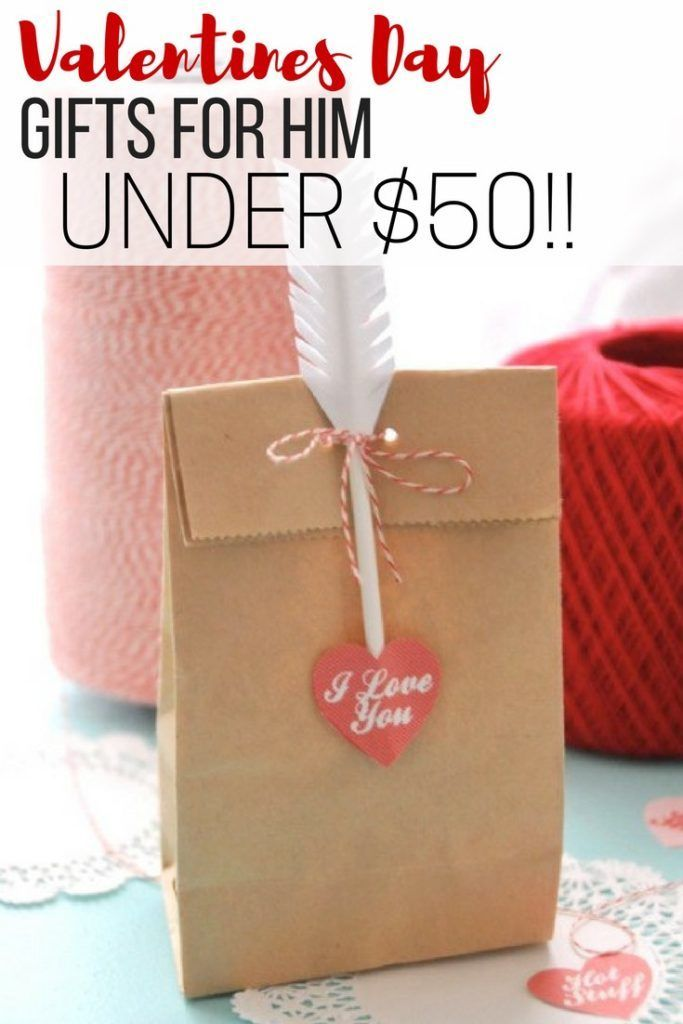 valentines day gifts for men under $50 | guy gifts, 50th and craft, Ideas
