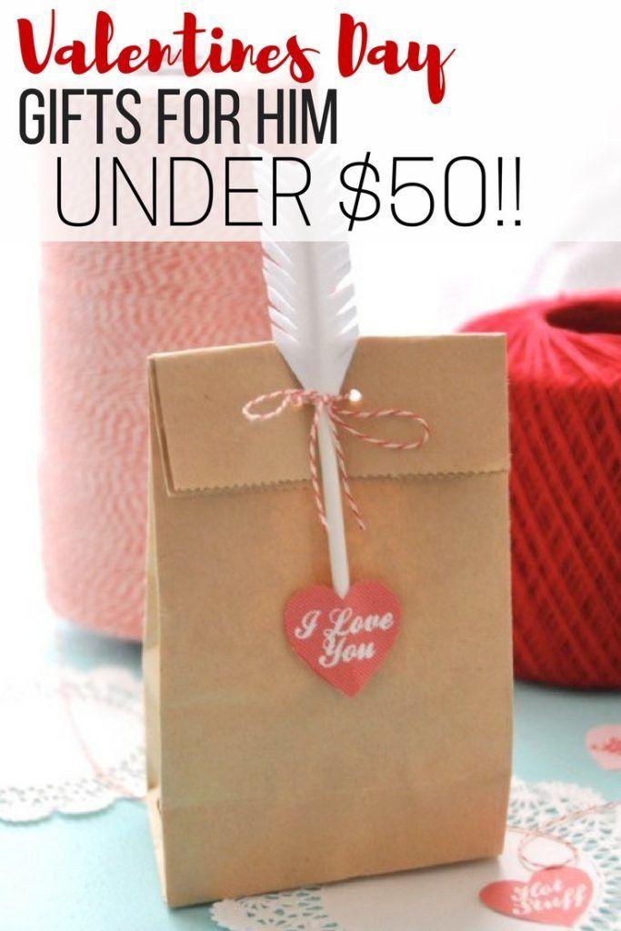 Valentines Day Gifts For Men Under 50 Valentine Day Gifts Valentines Day Gifts For Him Marriage Valentines Day Gifts For Him