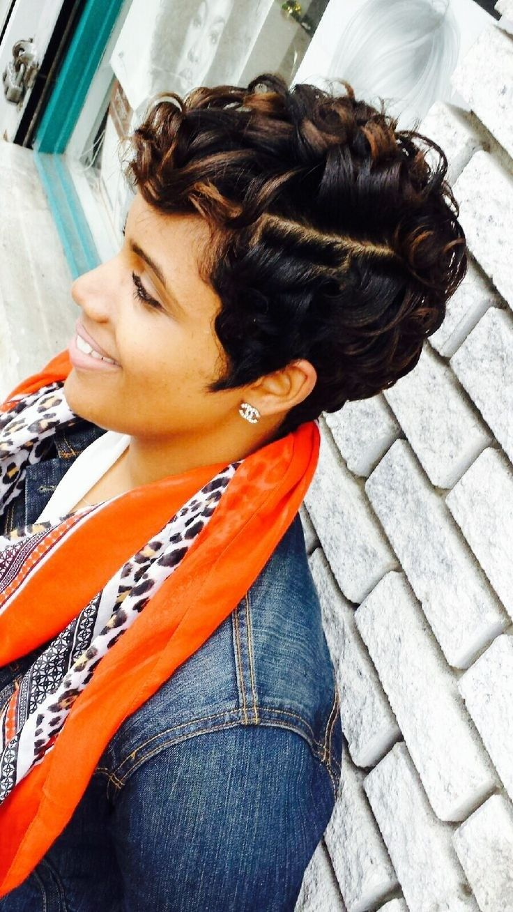 16 Stylish Short Haircuts For African American Women Love It