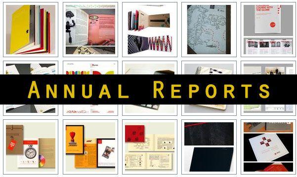 Annual Report Designs - Best of Annual Reports : Graphic Design ...