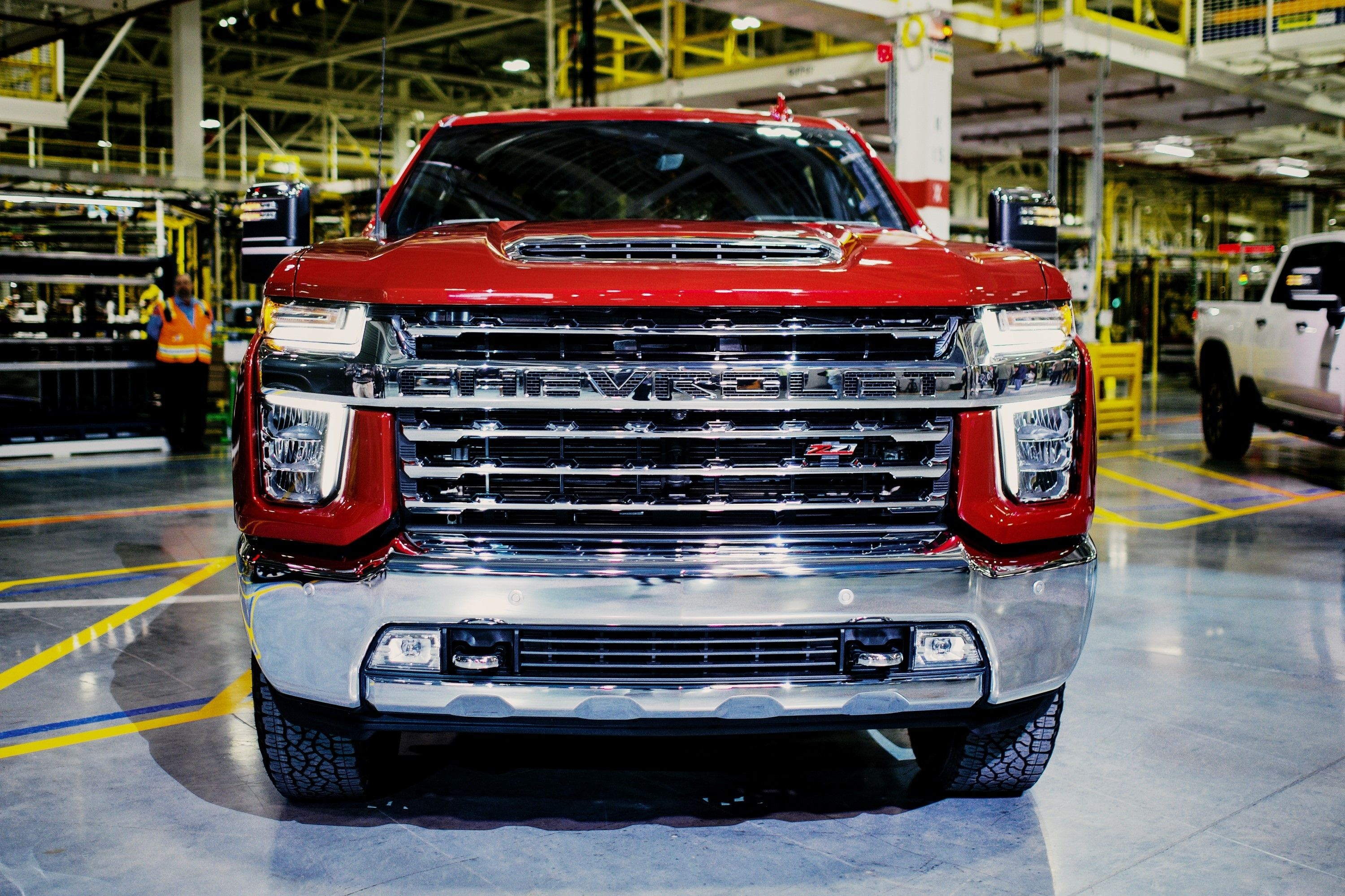 Best 2020 Chevy 3500 Overview Silverado hd, Chevy