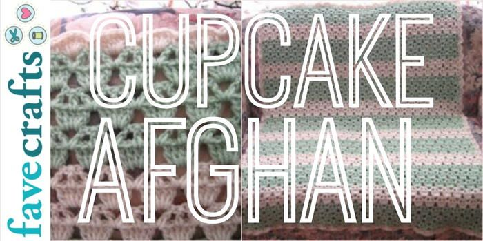 Cupcake Afghan