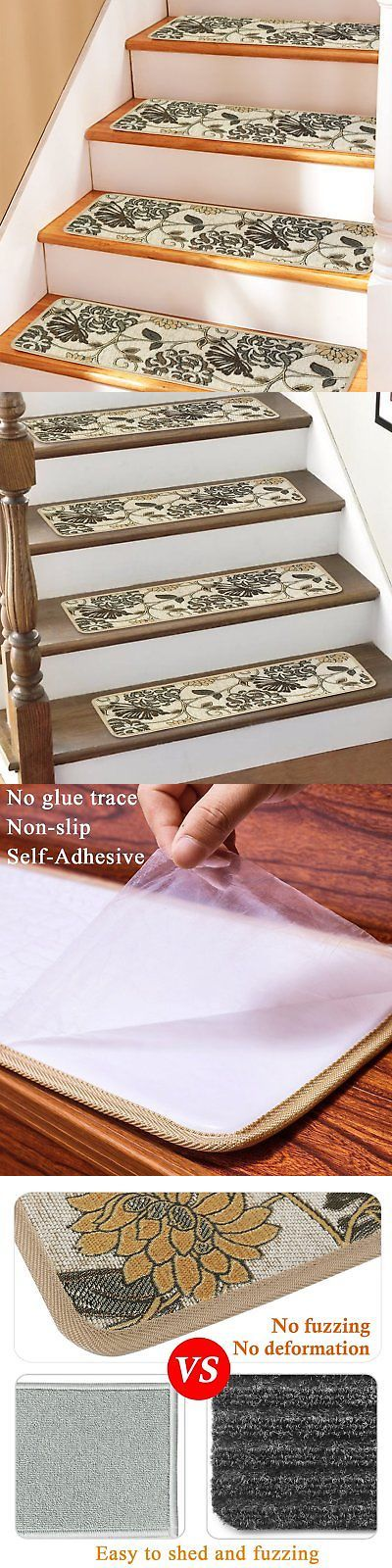 Best Stair Treads 175517 Soloom Carpet Stair Treads Non Slip 640 x 480