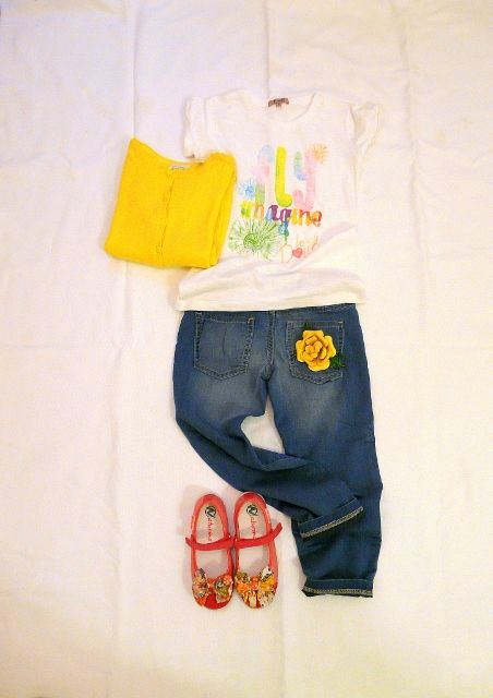 outfit for kids SILVIAN HEACH KIDS Best Price Basic