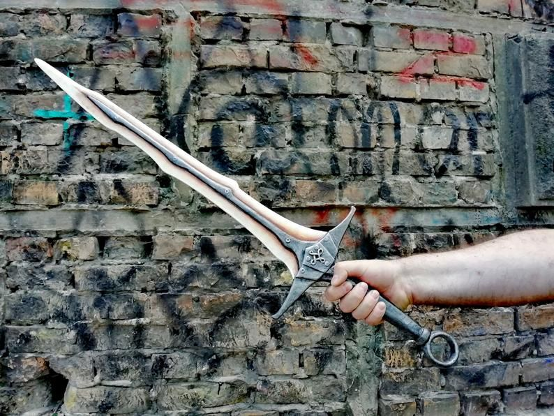 Dragonbone Sword,Skyrim,Elderscrolls,props