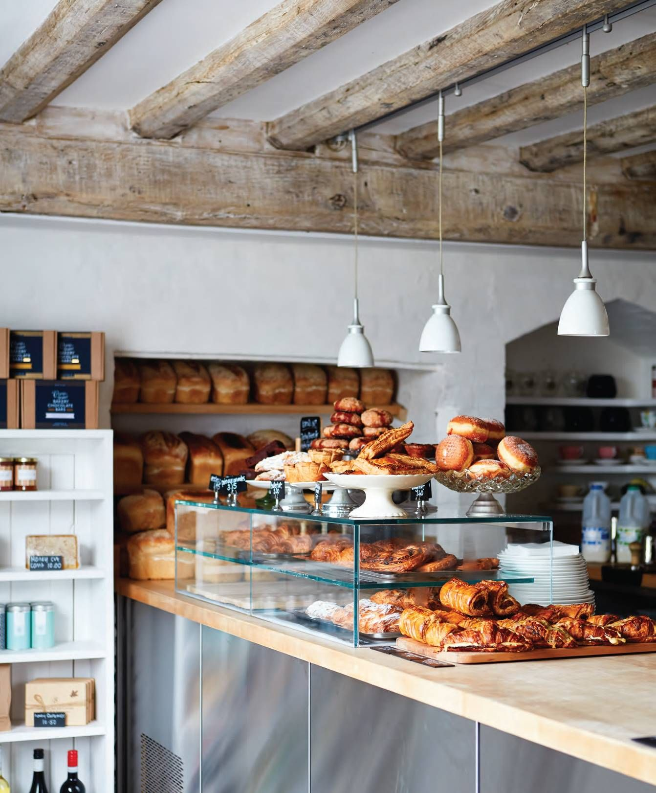 Januaryfebruary 2018 in 2020 bakery interior bakery