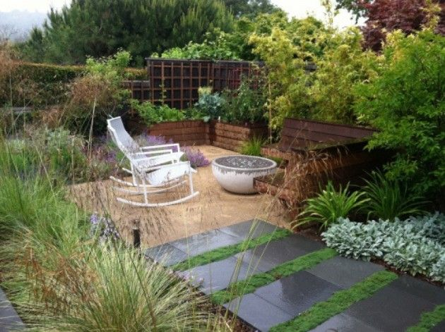 Giardini Moderni Zen : Magical zen gardens garden patio garden e modern patio