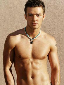 Attractive Justin Timberlack Naked HD