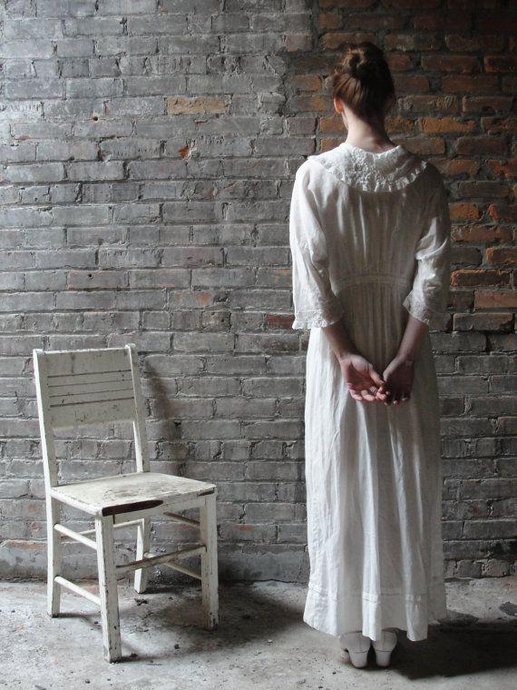 edwardian gown