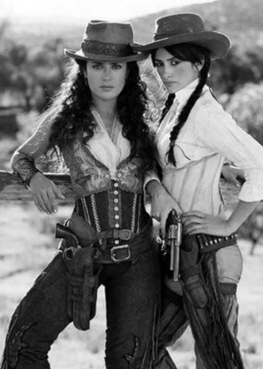 Women of the Old West   Once upon a time, I had a western shop
