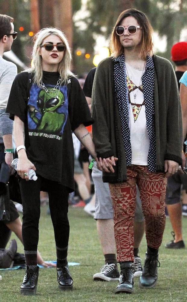 Kurt Cobain Style Google Search Frances Bean Cobain