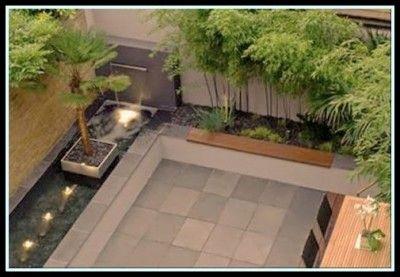 decorar patios exteriores internos patios Pinterest Patios