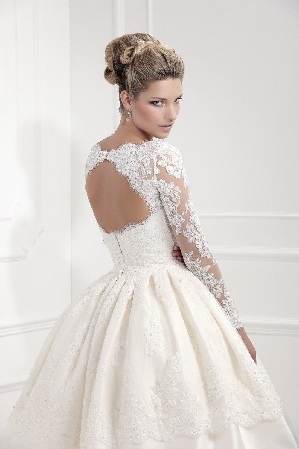 red and white wedding dresses uk