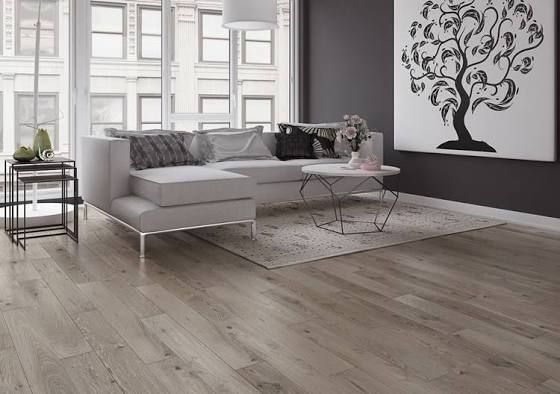Home Choice Engineered European Oak Flooring Paloma Grey Piccolo Lacquered