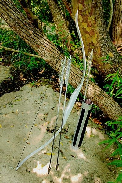 Katniss Silver Bow and Arrow 2 i need to make this for comic con