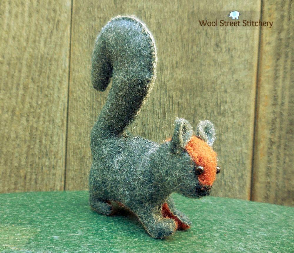 Stuffed Squirrel Small Squirrel Felt Squirrel Woodland Etsy Felt Animals Squirrel Woodland Animals [ 862 x 1000 Pixel ]