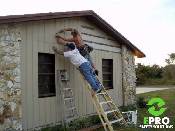 Ladder Unsafe Eprosafety Unsafe Safety Fails