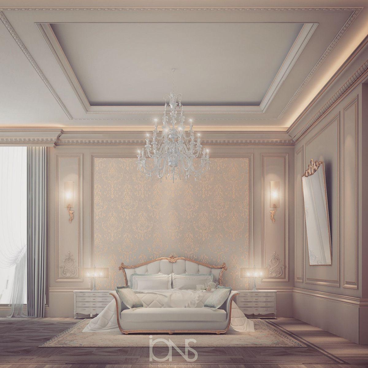 Design An Elegant Bedroom In 5 Easy Steps: Extravagant Yet Pleasingly Simple And Elegant Bedroom