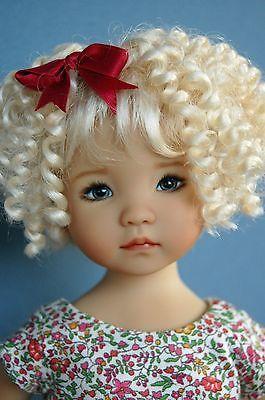 Dianna Effner Little Darling 2 Painted by Joyce Mathews of Kuwahi Dolls   eBay