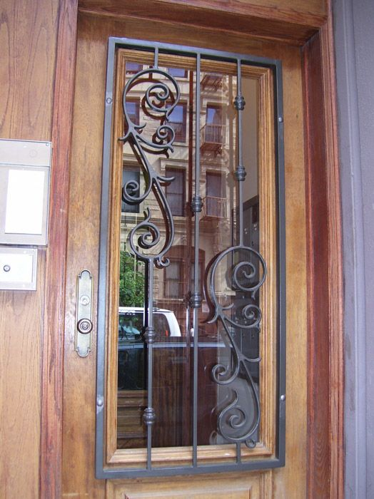 Door And Window Security Bars Are Simple Inexpensive And