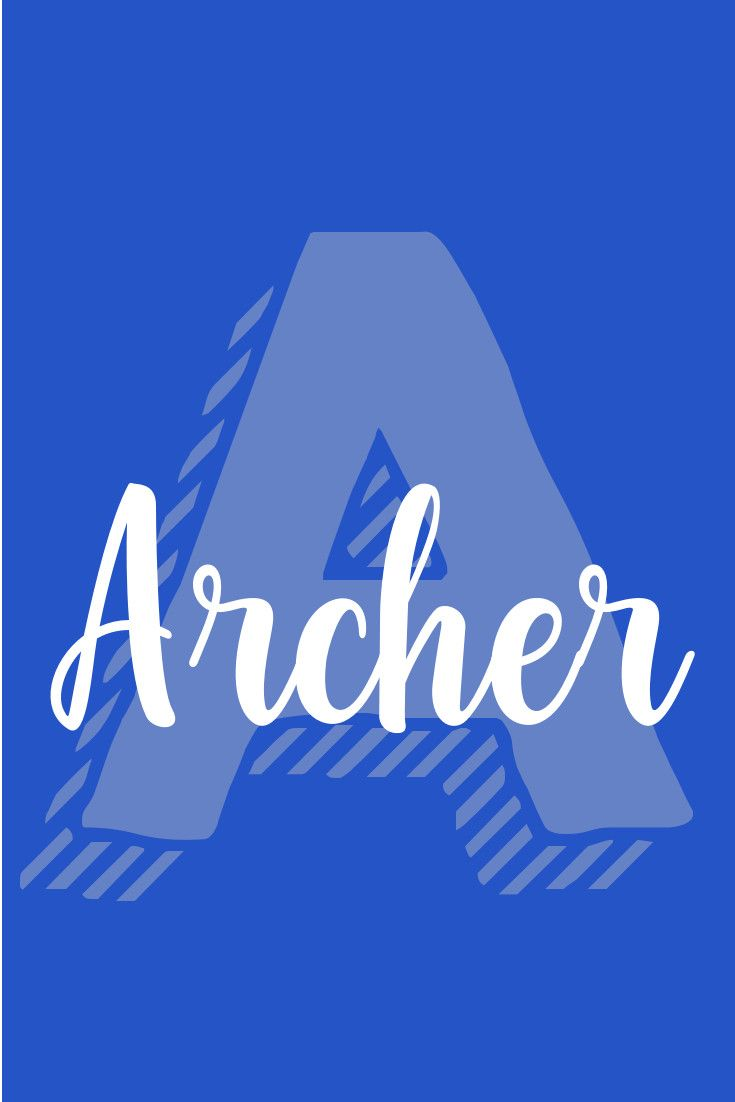 Archer i a baby names for boys i nameille baby names