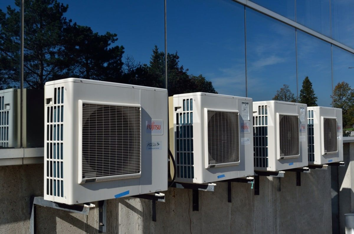 Repairing Companies That Are Providing Services Of Ducted Air