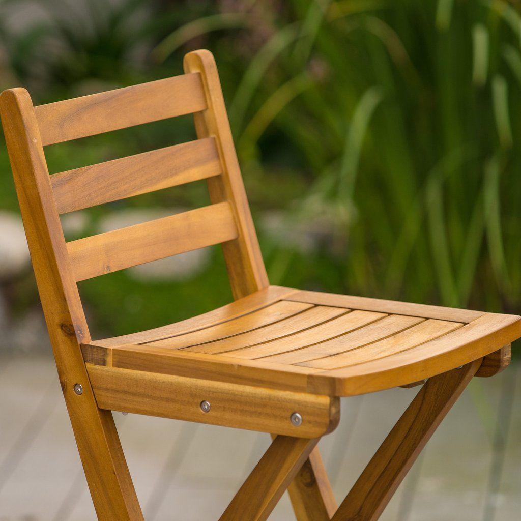Atlantic Outdoor 30 Inch Foldable Acacia Wood Bar Stool Outdoor Wood Bar Outdoor Bar Stools Wood Bar Stools 30 inch folding bar stool