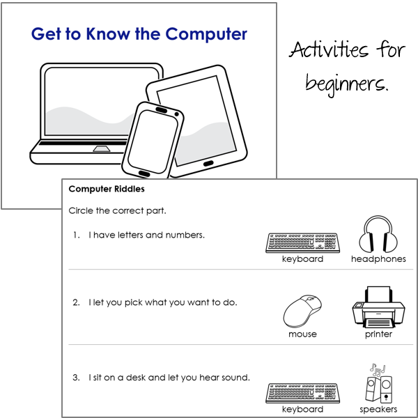 Computer Lessons For Beginners Computer Lessons For Elementary Technostart Technokids Inc Elementary Computer Lab Computer Teacher Teaching Computers