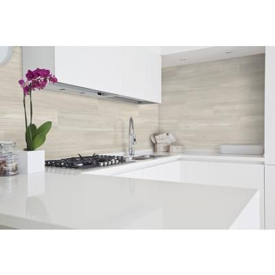 Enigma - 6 Inch x 24 Inch Corte Sand Plank Tile - 12-359 - Home ...