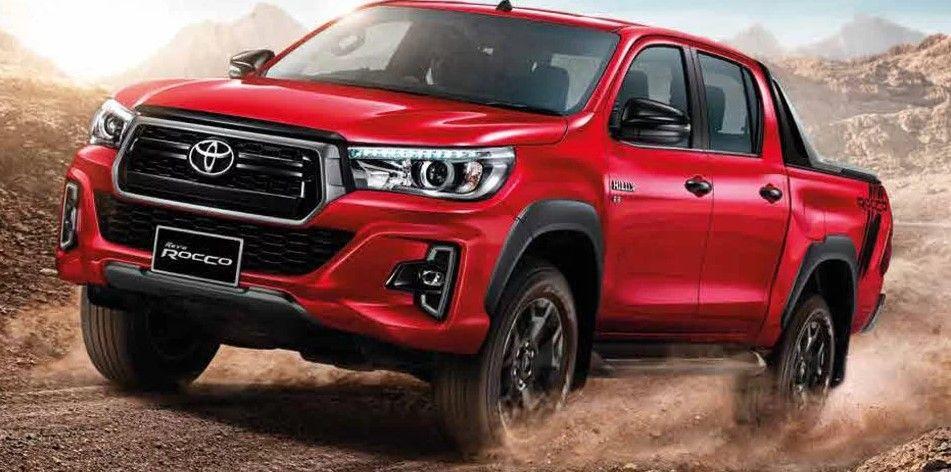 2018 Toyota Hilux Usa Facelift Redesign And Price Toyota Hilux Saveiro Rebaixado Toyota