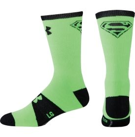 Under Armour Kids' Alter Ego Superman Sock - Dick's Sporting Goods