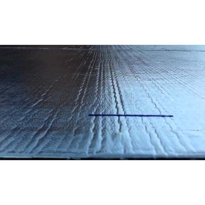 Peel and Seal Texture Roll roofing, Air conditioning