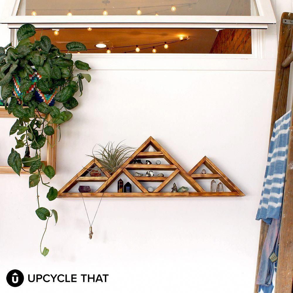 This Mountain Shelf Is A Beautiful Decor Piece It Makes A Great
