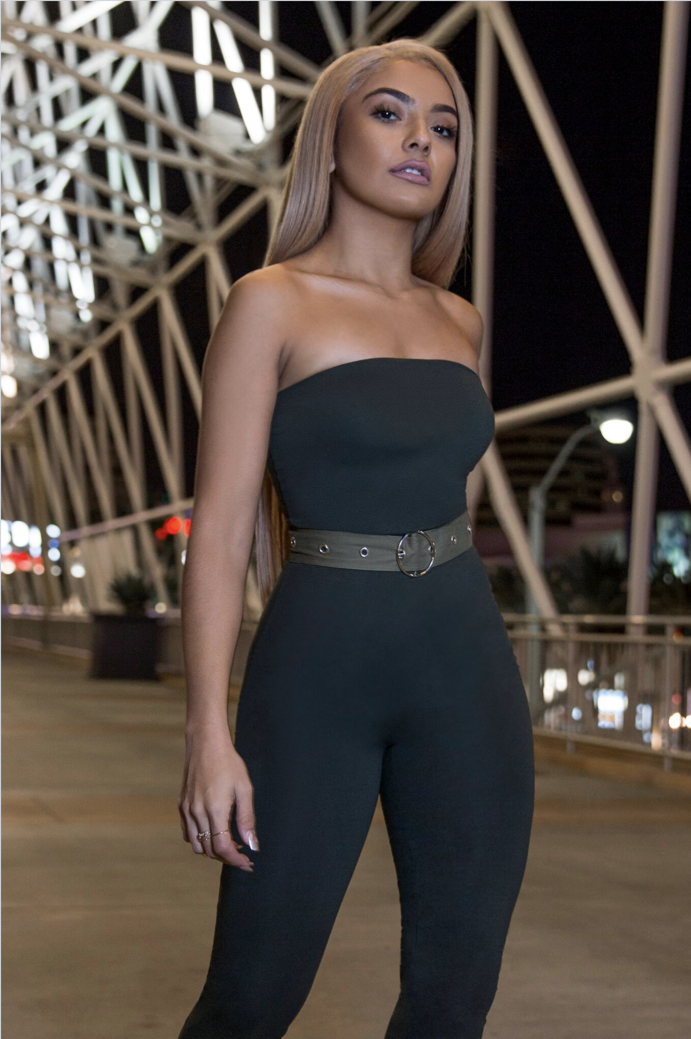 cc66caa665d1 Buenos Aires Jumpsuit - Olive in 2019