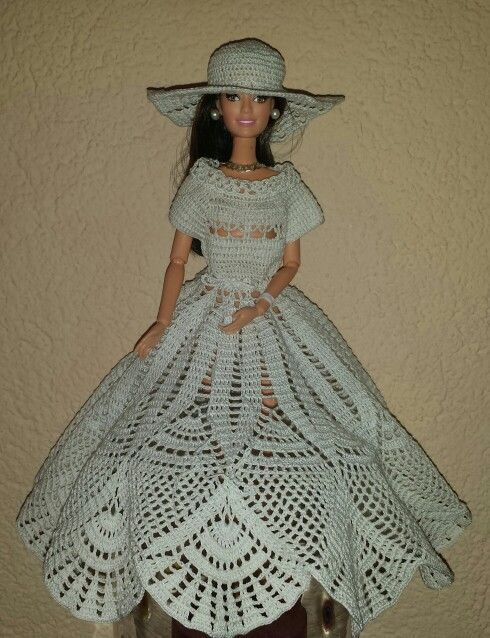 Pin von Debbie Canapp auf Barbie clothes | Pinterest | Barbie ...