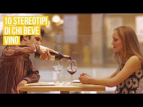 10 stereotipi su chi beve vino - Piattoforte