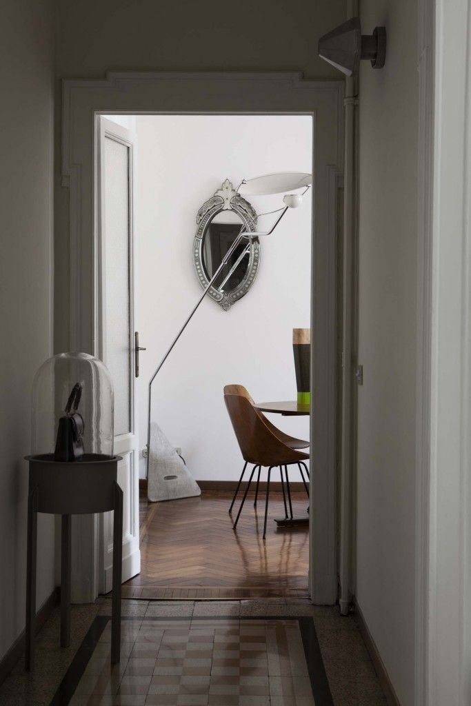 Home Tour : Designer Cristina Celestino's home in Milan | Flodeau.com  | Photo © Cristina Galliena Bohman
