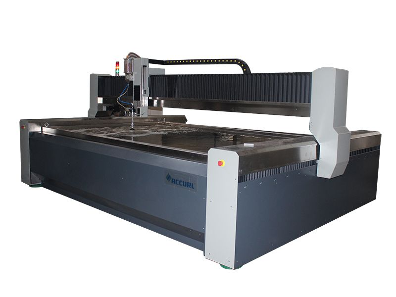 small water jet cutting machine price - Five-axis small water jet