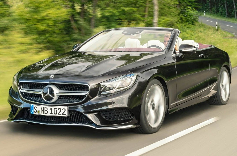 Http Wheelz Me Mercedes Benz S Class Carbiolet Facelift مرسيدس بنز اس كلاس كابريوليه 2018 الجديدة Mercedes S Class Coupe Mercedes Convertible Benz S Class