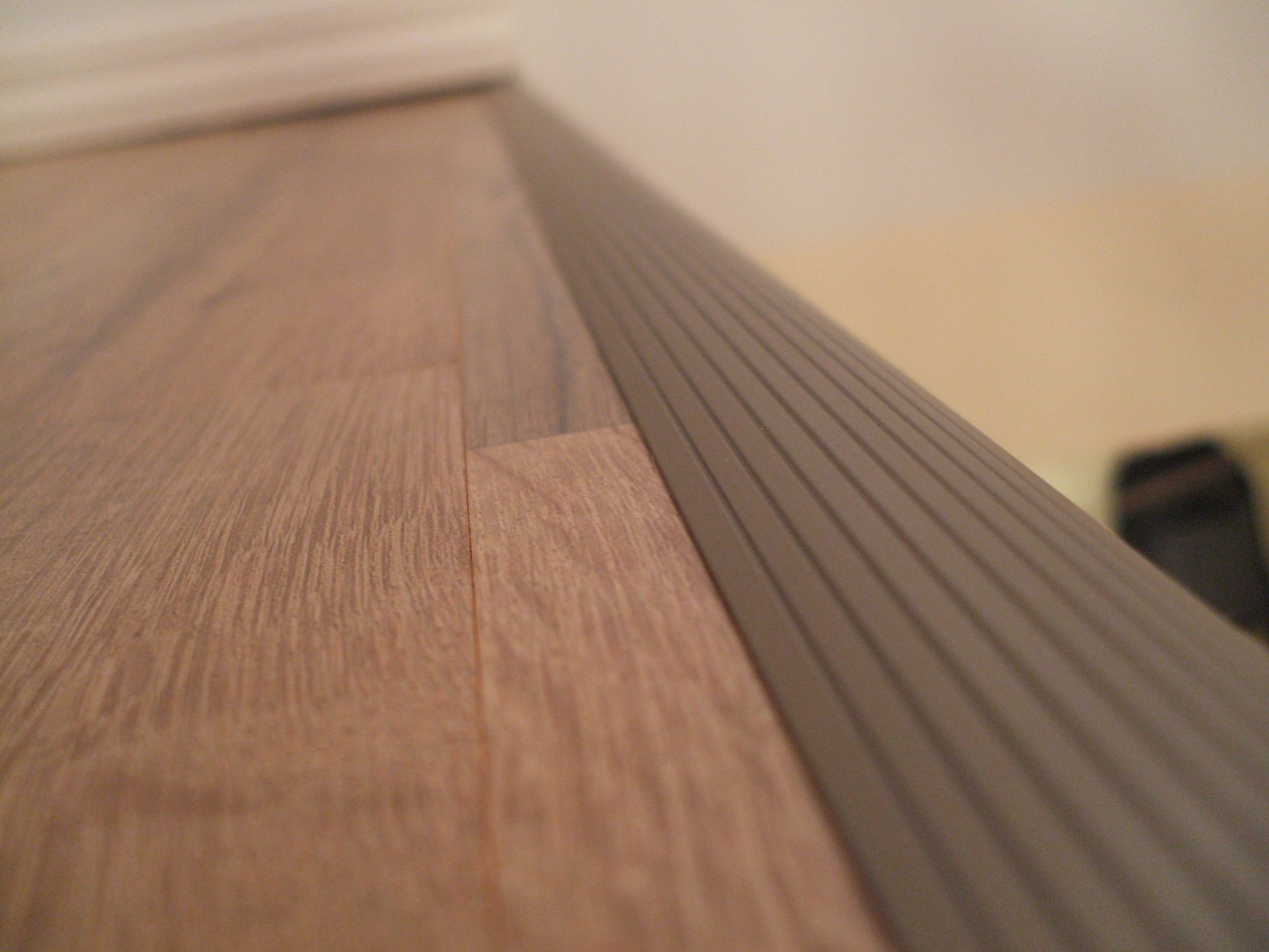 Tips For Installing Nosing Or Edging Strips On Stairs Laminate