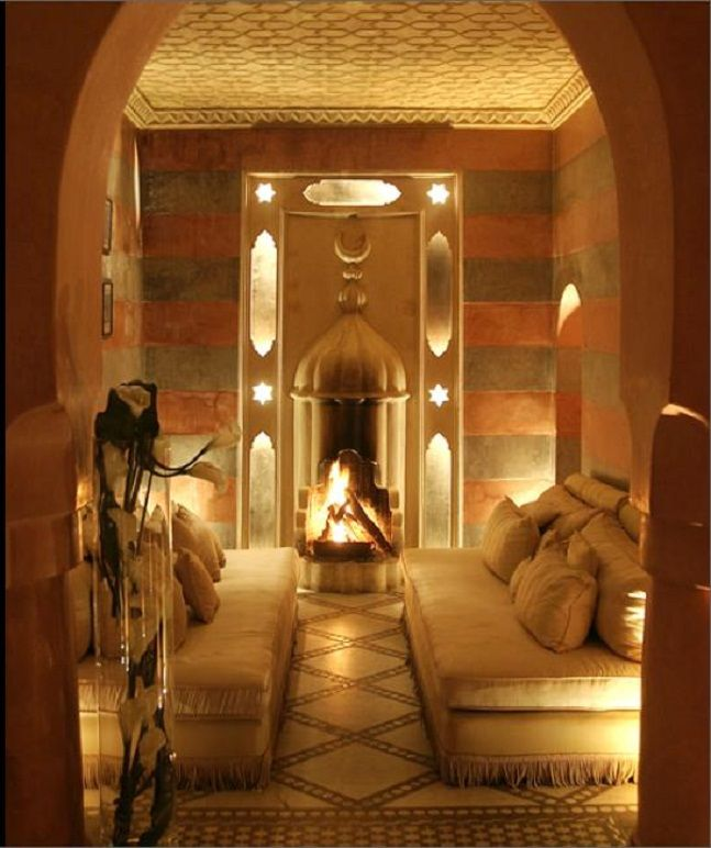 Home Decor Places: Moroccan Home Décor Represented In Favorite Place In The